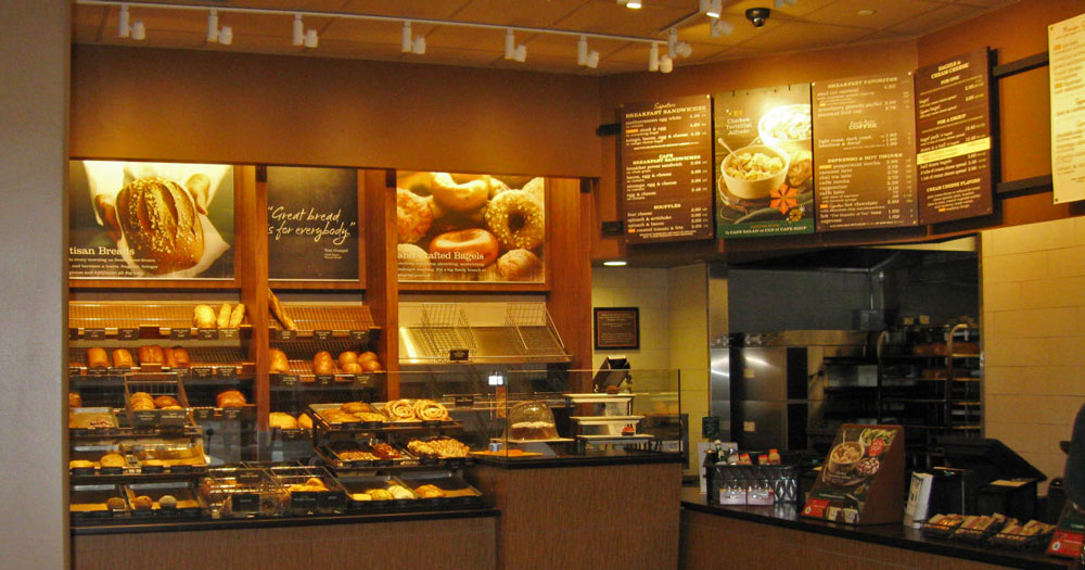 Panera bread restaurants portfolio jeffrey parker for Architectural services near me